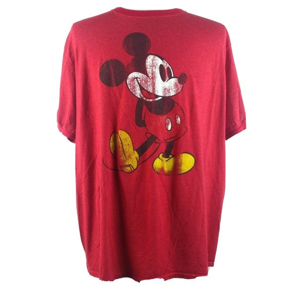 HANES DISNEY PARKS MICKEY MOUSE Graphic T-Shirt